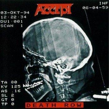 ACCEPT: DEATH ROW (CD)