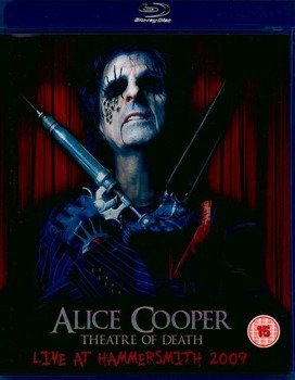 ALICE COOPER: THEATRE OF DEATH - LIVE AT HAMMERSMITH 2009 (BLU-RAY)