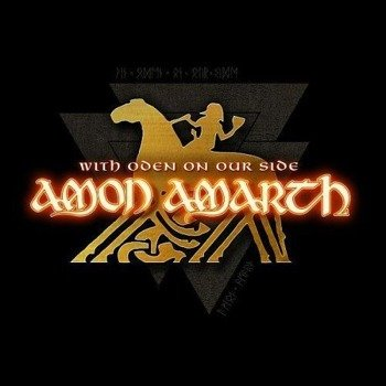 AMON AMARTH: WITH ODEN ON OUR SIDE (LP VINYL)