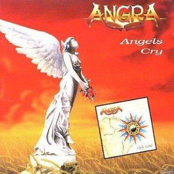 ANGRA: ANGELS CRY / HOLY LAND (2CD)