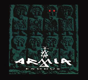 ARMIA: EXODUS (CD)