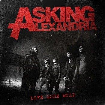 ASKING ALEXANDRIA: LIFE GONE WILD EP (CD+DVD)