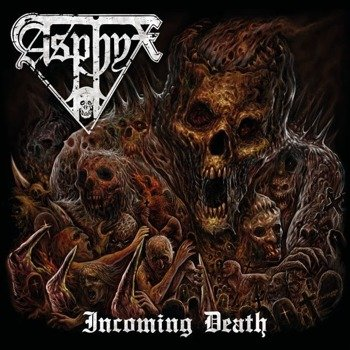 ASPHYX: INCOMING DEATH (CD)