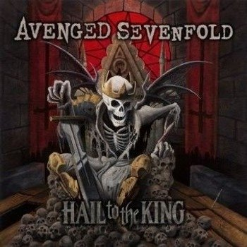 AVENGED SEVENFOLD: HAIL TO THE KING (2LP VINYL)