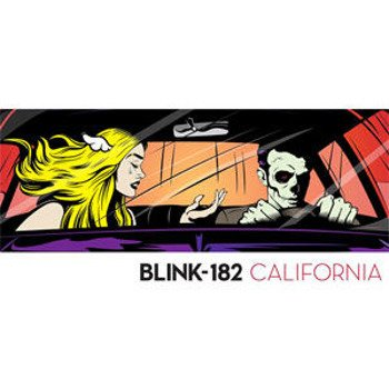 BLINK 182: CALIFORNIA (CD)