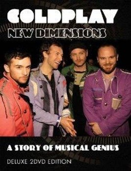 COLDPLAY: NEW DIMENSIONS (2DVD)