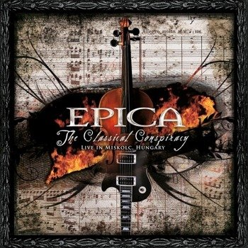 EPICA: THE CLASSICAL CONSPIRACY (2CD)