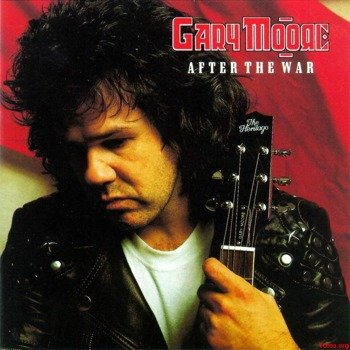GARY MOORE: AFTER THE WAR (CD)