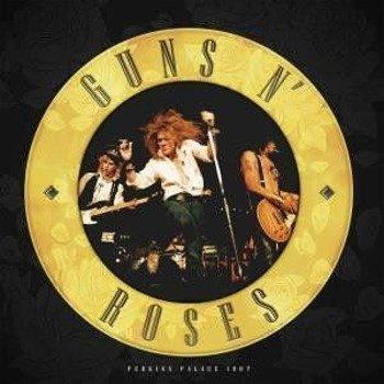 GUNS N' ROSES: PERKINS PALACE 1987 (LP VINYL)