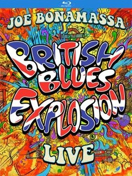 JOE BONAMASSA: BRITISH BLUES EXPLOSION (BLU-RAY)