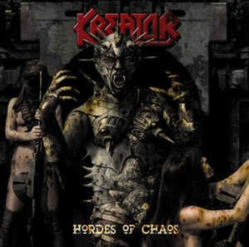 KREATOR: HORDES OF CHAOS (LP VINYL+CD)