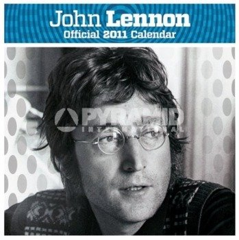 Kalendarz JOHN LENNON 2011