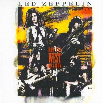 LED ZEPPELIN: HOW THE WEST WAS WON (3CD)