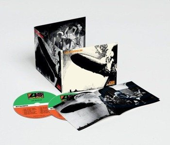 LED ZEPPELIN: I - REMASTERED (2CD) DELUXE