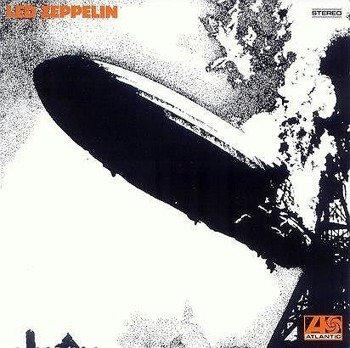 LED ZEPPELIN: I - REMASTERED (LP VINYL)