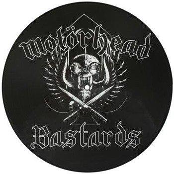 MOTORHEAD: BASTARDS (PICTURE LP VINYL)