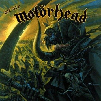 MOTORHEAD: WE ARE MOTORHEAD (CD)