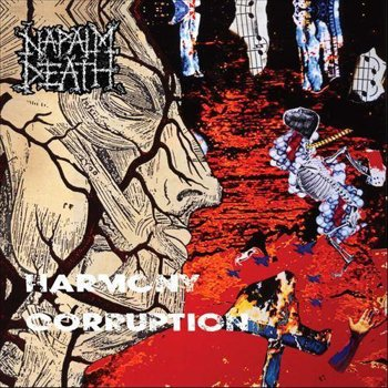 NAPALM DEATH: HARMONY CORRUPTION (CD)
