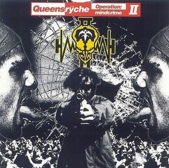 QUEENSRYCHE: OPERATION MINDCRIME II (CD)