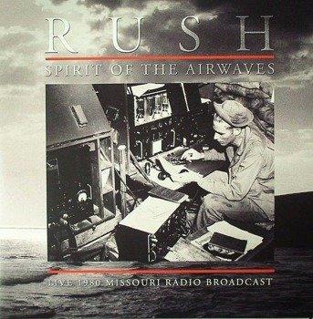 RUSH: SPIRIT OF THE AIRWAVES (2LP VINYL)
