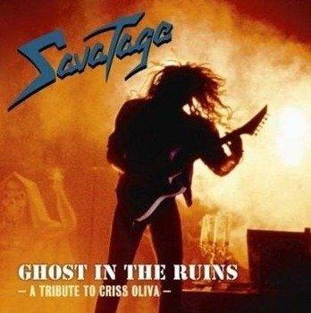 SAVATAGE: GHOST IN THE RUINS (CD) DIGIPACK