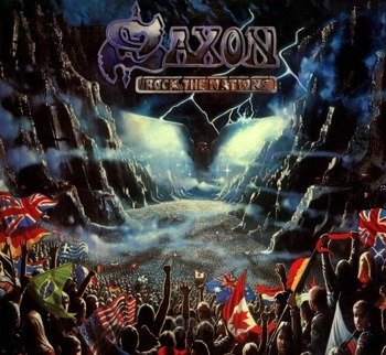 SAXON: ROCK THE NATIONS (CD)