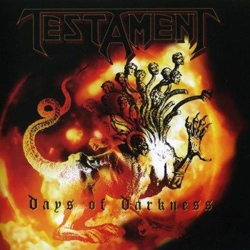 TESTAMENT: DAYS OD DARKNESS (2CD)