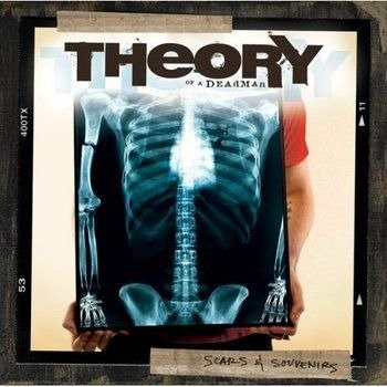 THEORY OF DEADMAN: SCARS OF SOUVENIRS (CD)