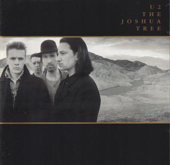 U2: THE JOSHUA TREE (CD)