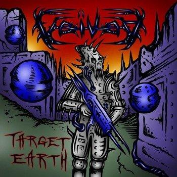 VOIVOD: TARGET EARTH (2LP VINYL)