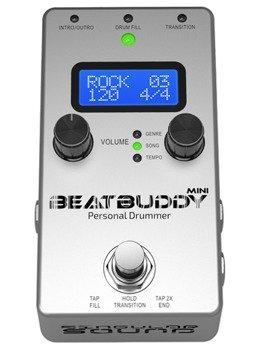 automat perkusyjny dla gitarzysty BEATBUDDY MINI