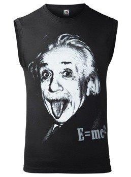 bezrękawnik ALBERT EINSTEIN - E=mc<sup>2</sup>