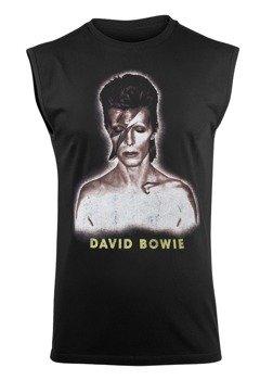 bezrękawnik DAVID BOWIE - WORLD TOUR 1972-1973