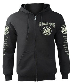 bluza CRADLE OF FILTH - CRUELTY AND THE BEAST, rozpinana z kapturem