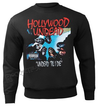 bluza HOLLYWOOD UNDEAD - TIL I DIE, bez kaptura