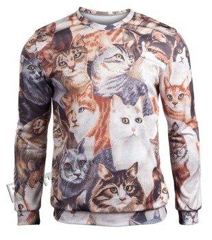 bluza MR.GUGU - CATS