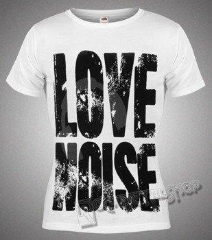 bluzka damska BLACK ICON - LOVE NOISE (DICON144 WHITE)