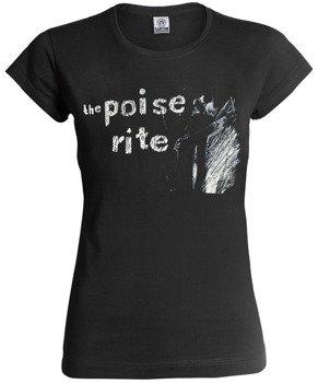 bluzka damska THE POISE RITE - THE POISE RITE (czarna)