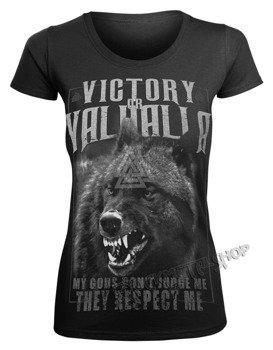 bluzka damska VICTORY OR VALHALLA - MY GODS...
