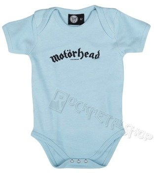 body dziecięce MOTORHEAD - LOGO błękit