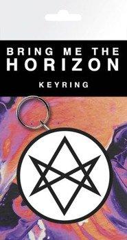 brelok BRING ME THE HORIZON - LOGO