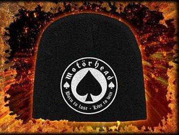czapka MOTORHEAD - BORN TO LOSE, zimowa