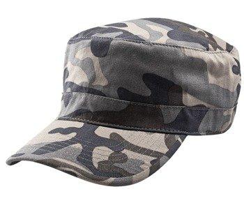 czapka raportówka CAMOUFLAGE ARMY FIELD CAMO