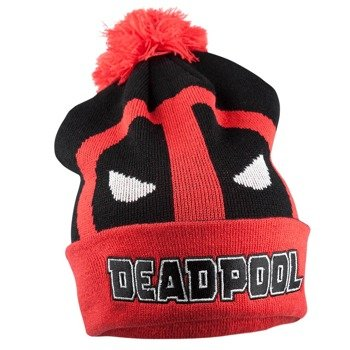 czapka zimowa DEADPOOL - ROLL UP