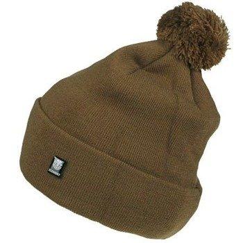 czapka zimowa ELEMENT - POM (DARK OLIVE)