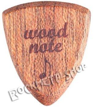 drewniana kostka do gitary WOODNOTE Bull Shield - ETIMOE