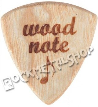 drewniana kostka do gitary WOODNOTE Jazz Shield - JESION