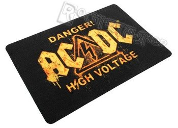 dywanik AC/DC - DANGER (40x60 cm)