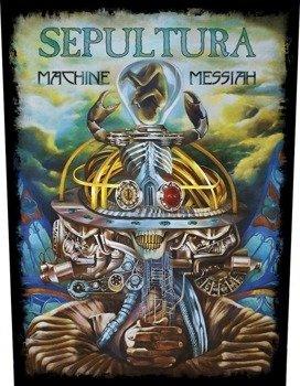 ekran SEPULTURA - MACHINE MESSIAH