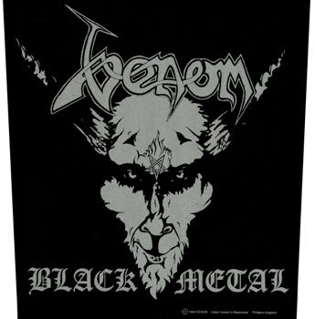 ekran VENOM - BLACK METAL